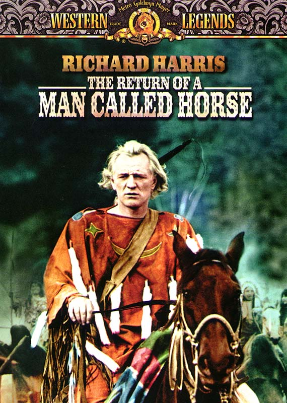 the man on a horse A man called horse is one of the first (and only) hollywood movies to graphically showcase flesh hook suspension it was released in 1970 and based on the novel indian country by dorothy m johnson.