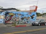 Reno, Mural 13, Close-Up