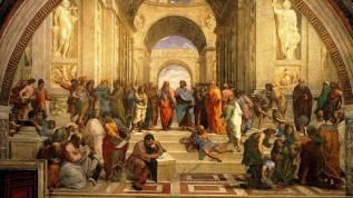 renaissance-the-school-of-athens-classic-art-paitings-raphael-painter-rafael-philosophers-HD-Wallpapers