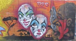 Clowns Close-Up