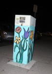 Power Box at Night