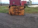 Dumpster Gotsa Tude!