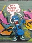 He's a Ninja, run!!!