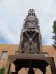 Entryway Statue