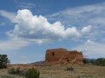The Church at Old Pecos Pueblo