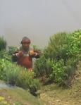 Aleutian Villager.