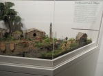 This piece represents Northwest Coastal natives.