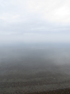 Fog and Sea