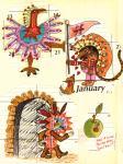 Aztec Motif?