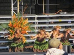 Hawaiian Dancers III