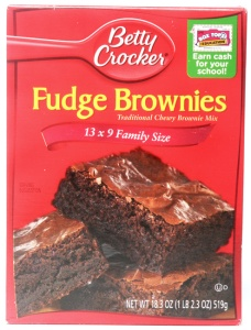 fudge-brownies