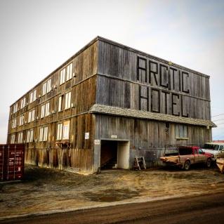 Old Arctic Hotel (Barrow)