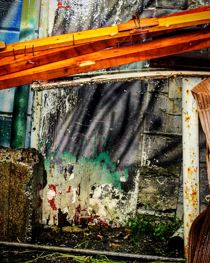 Abstract Alley (Anchorage)