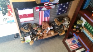 Military Teddies