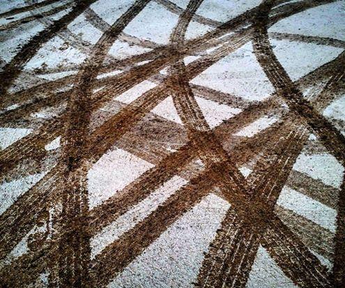 Patterns of erasure