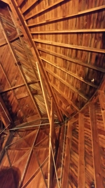 Ceiling at the Lowell Observatory in Flagstaff, AZ