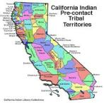 California Indian Territories