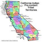 California Indian Territories