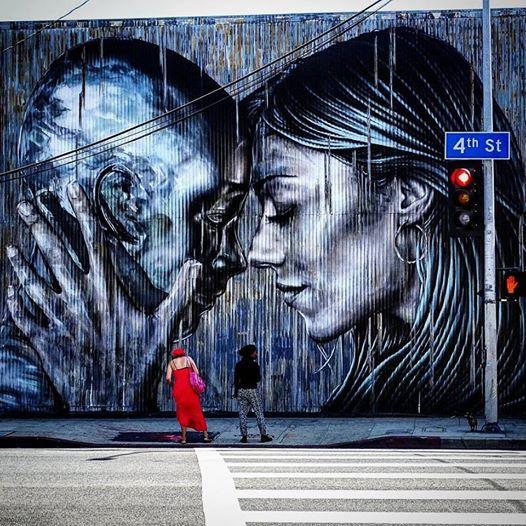 Arte Design In Los Angeles Images: Arts District, Los Angeles