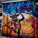 Deer Man Will Paint