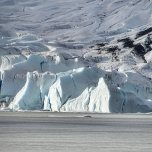 Mendenhall Glacier zoomed in a bit)