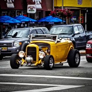 Random roadster (Anchorage)