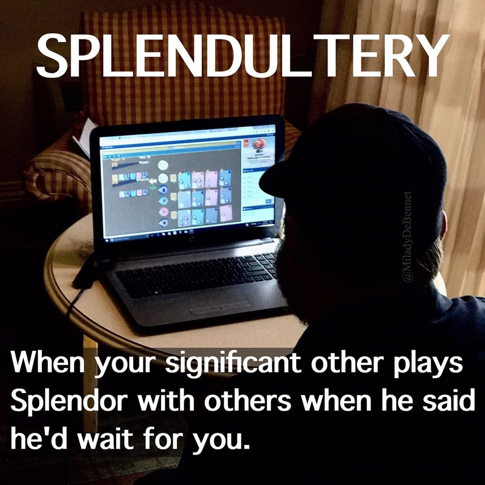 Splendultery