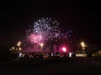 Fireworks 2020 Something